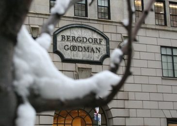 Scatter My Ashes at Bergdorf's trailer